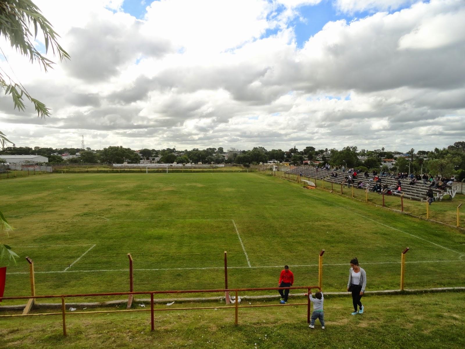 Estadios de Uruguay CLUB SOCIAL Y DEPORTIVO VILLA ESPA'OLA