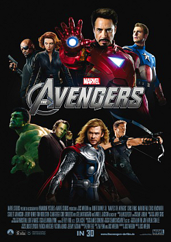 Filme Poster Os Vingadores TS XviD & RMVB Legendado