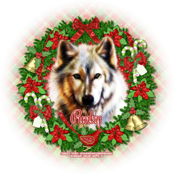 ♥ Punky Butts ♥*¨: Christmas Wolf FTU