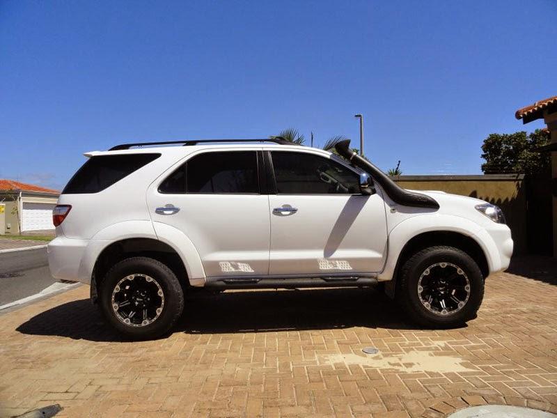 Modifikasi Mobil Toyota Fortuner Keren Terbaru  Modif Motor Mobil