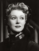 Moira Shearer as major Barbara