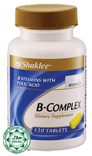 vitamin b shaklee