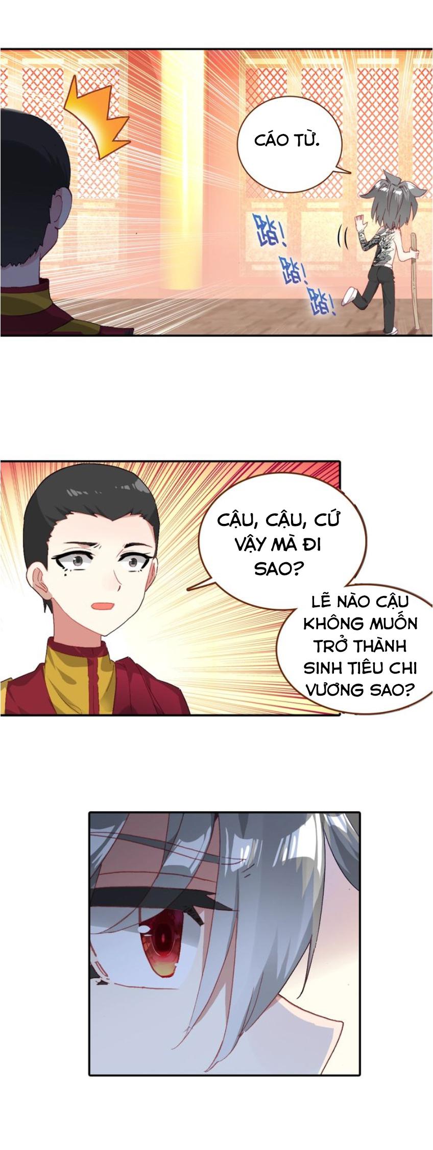 Sinh Tiêu Thủ Hộ Thần Chapter 9 video - Hamtruyen.vn