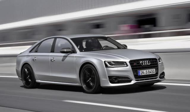 El Audi S8 Plus