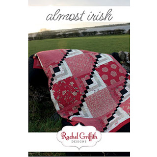 Rachel Griffith Designs ALMOST IRISH Quilt Pattern