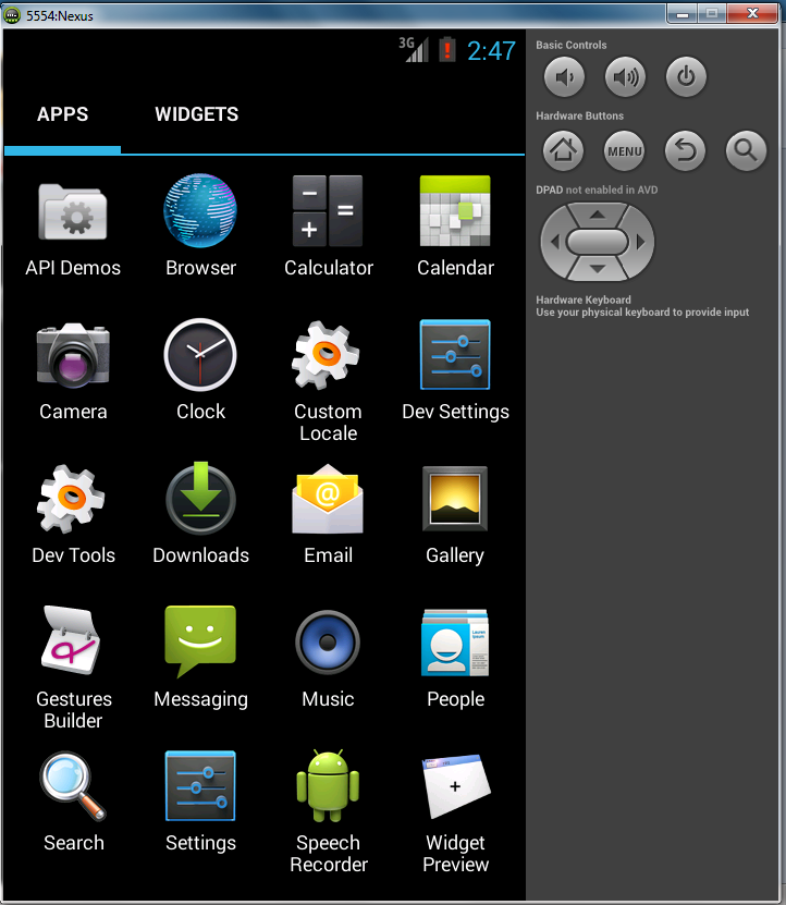 android terminal emulator commands list pdf
