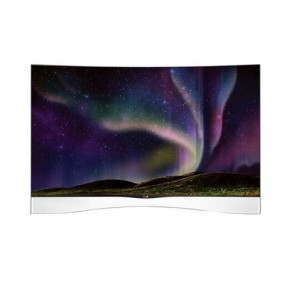 Buy LG 55EA9700 139.7 cm (55) Curved OLED Cinema 3D Full HD Smart LED Television Rs. 210357