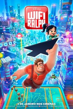 WiFi Ralph: Quebrando a Internet Torrent - WEB-DL 720p/1080p Dual Áudio