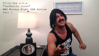 YouTube Rum and Jokes WWE Jackknife Jones wrestling character