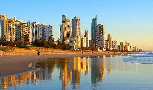 Free holiday ke Gold Coast Australia drp company