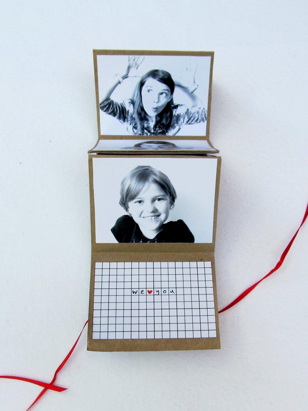 Rise and shine accordion picture card - Manualidades originales y faciles ...