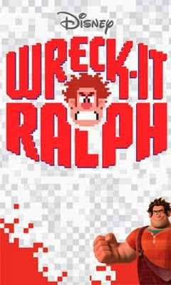 Wreck it Ralph Android Apk Cover