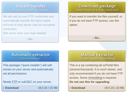 download cms ocportal