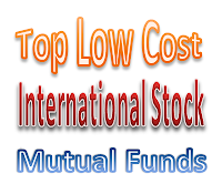 Top Lowest Cost International Stock Mutual Fund for 2014
