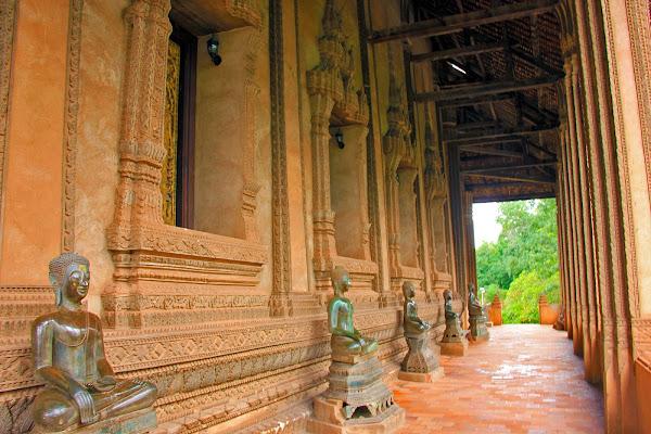 Haw Pha Kaeo (Vientiane, Laos)
