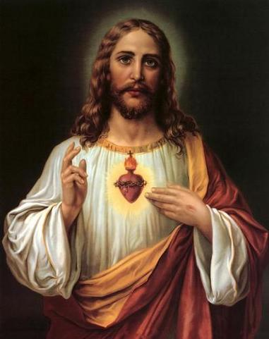 sacred heart of jesus. the Sacred Heart of Jesus
