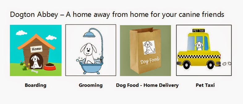 Dogton Abbey -  Boarding, Pet Taxi, Pet Relocation, Grooming, Dog Food Home Delivery in Malaysia.