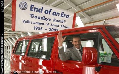El fin de la producción de la VW T3 MICROBUS