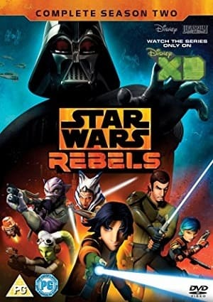 Star Wars Rebels - 2ª Temporada Desenhos Torrent Download capa