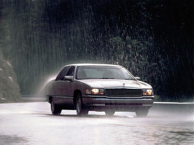 キャデラック・デビル 6-7代目 | Cadillac Deville(1985-99)