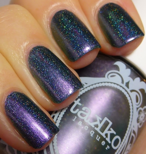 To Infinity & Beyond, Takko Lacquer, swatch
