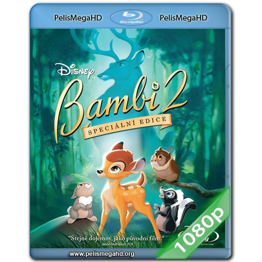 BAMBI II (2006) FULL 1080P HD MKV ESPAÑOL LATINO