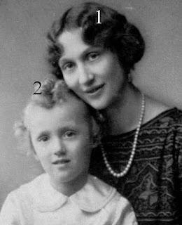 Princesse Margaretha et prince George de Danemark