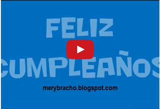 Con este mensaje en video quiero felicitarte y desear muchas bendiciones en tu cumpleaños.