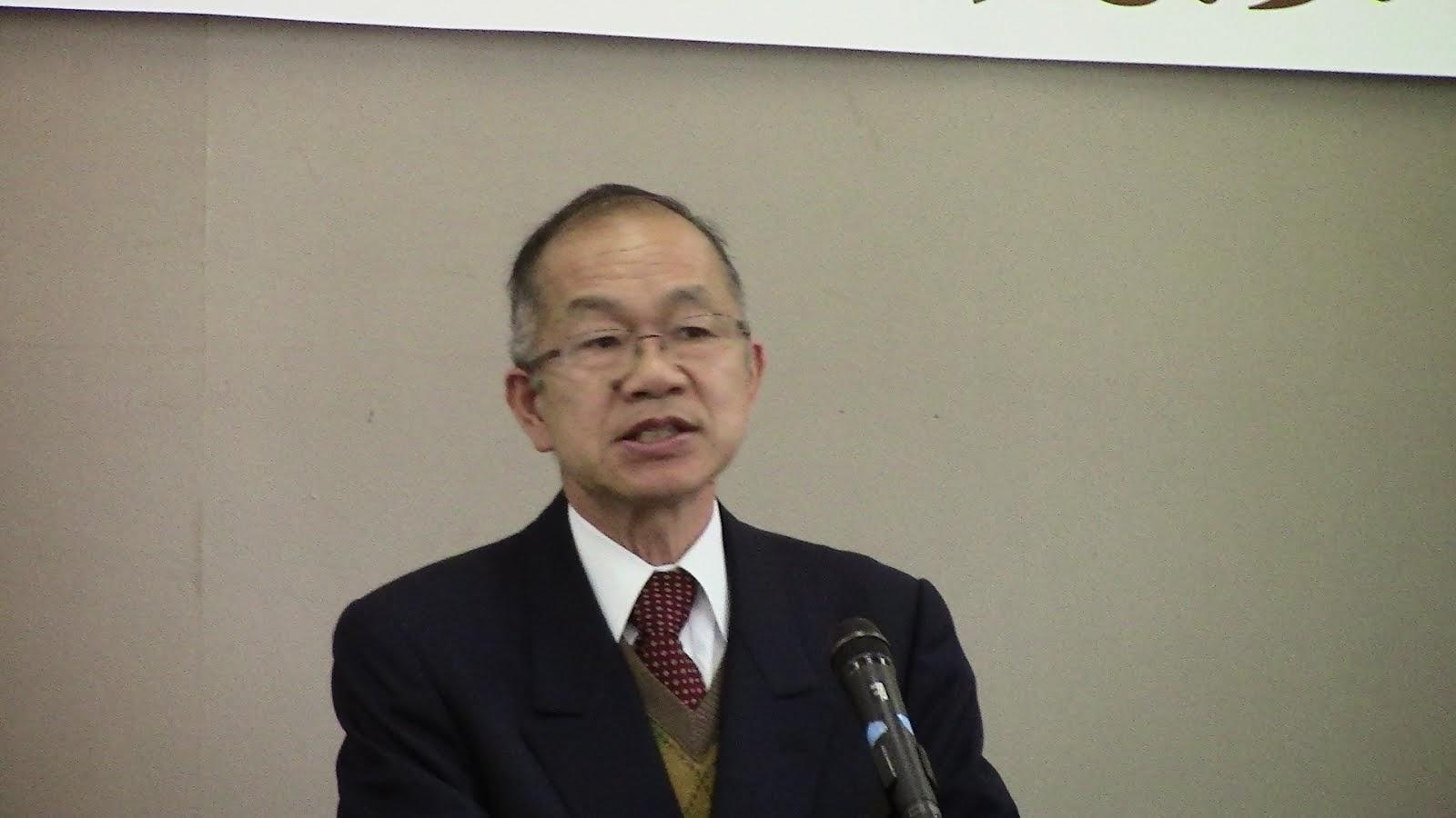 新堰義昭(代表世話人)    東久留米の4会派7市議のような共同を広げよう!