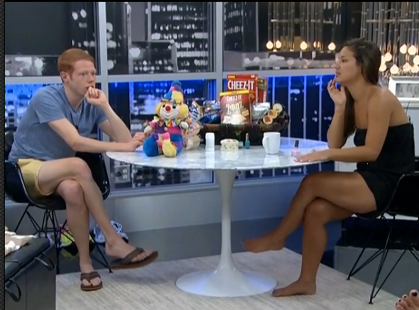 Big Brother USA Live Feed Updates: The New HoH Gang #BB15