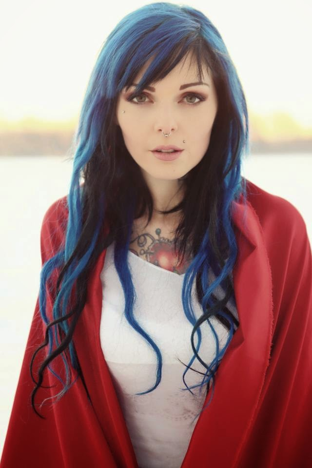 Hot And Sexy Tattoo Models  Riae Suicide