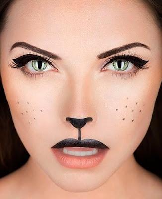 Maquiagem-de-carnaval-gato