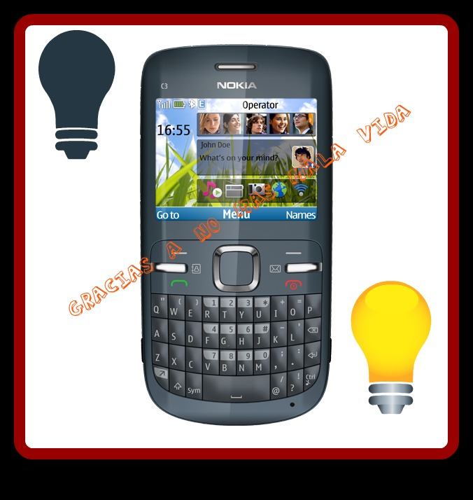 No mas Mala vida: Configuracion Nokia c3 Digitel-VENEZUELA (internet)