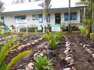Ujung tombak pelayanan kesehatan terdepan di Desa Sungai Baung Kecamatan Pengabuan Kabupaten Tanjung Jabung Barat
