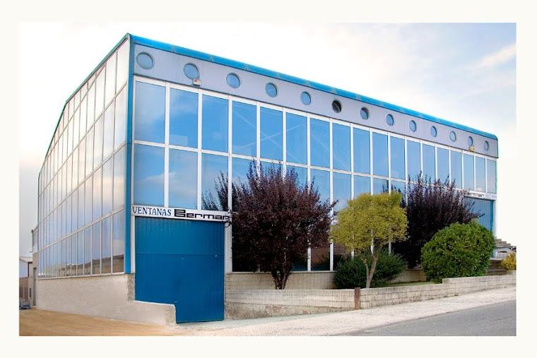 Fábrica de BERMAR Ventanas en Ávila
