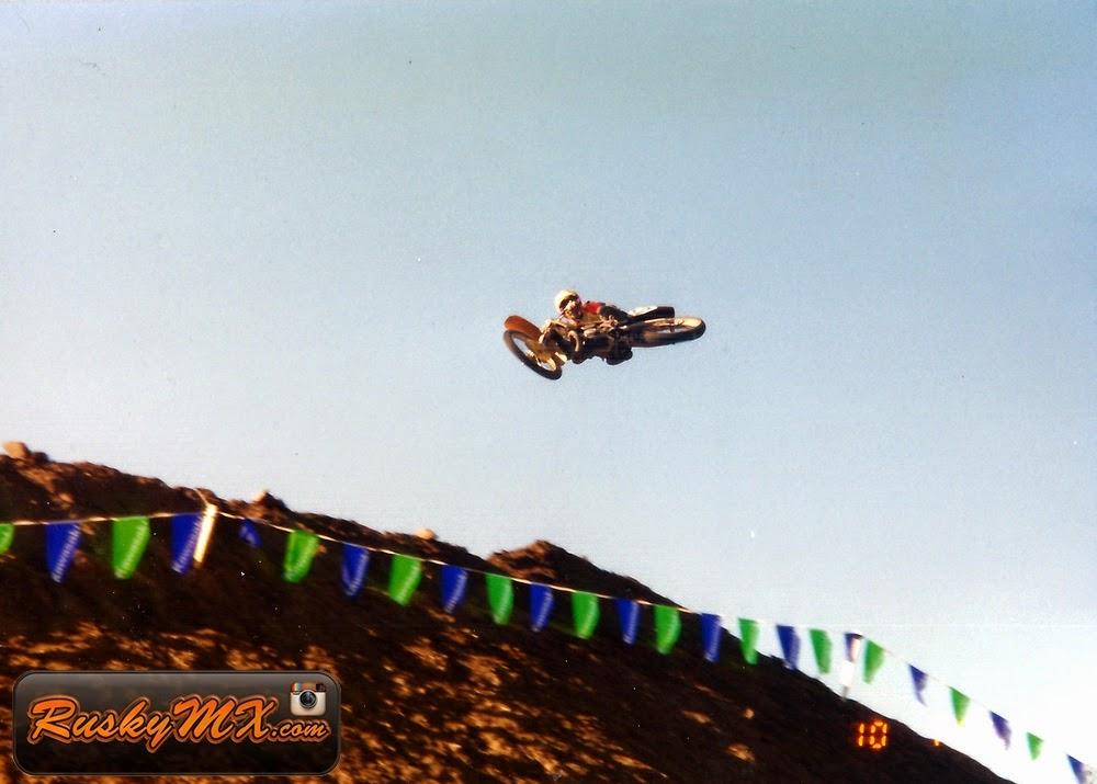 Tim Ferry - Kawasaki Race of Champions