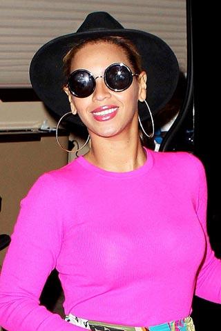 round sunglasses trend
