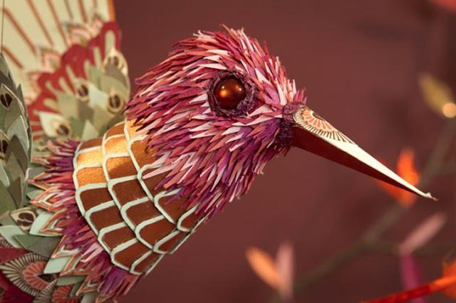 اجمل الصور لطائر ورقي 2014