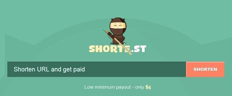 Cara Mendapatkan Uang dari Internet dengan Shortening Link
