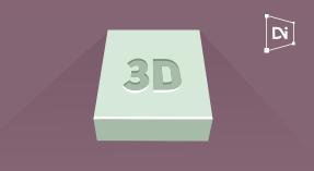 Cara Membuat Objek / Teks 3D Sederhana Di CorelDRAW