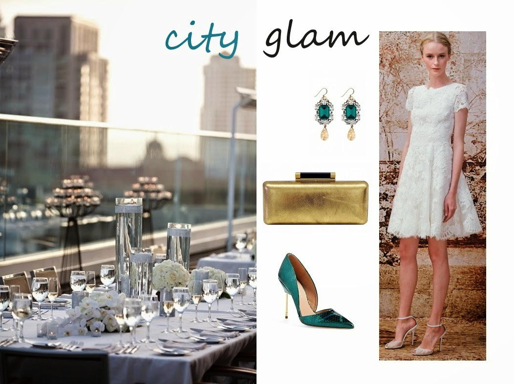 kurt geiger shoes anton heunis earrings monique lhuillier opal dress