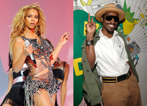 "Listen To Beyonce's New Song: ""Party"" Featuring Andre 3000 And Kanye West!"