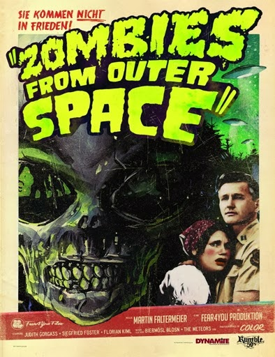Ver Zombies from Outer Space (2012) Online