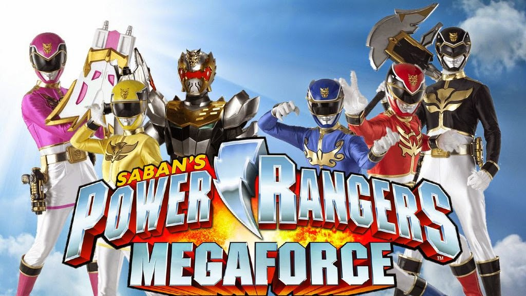 il mondo di supergoku power rangers megaforce