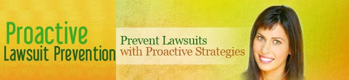 Proactive Lawsuit Prevention