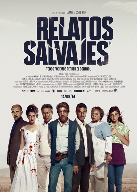 Filme RElatos Selvagens crítica - poster