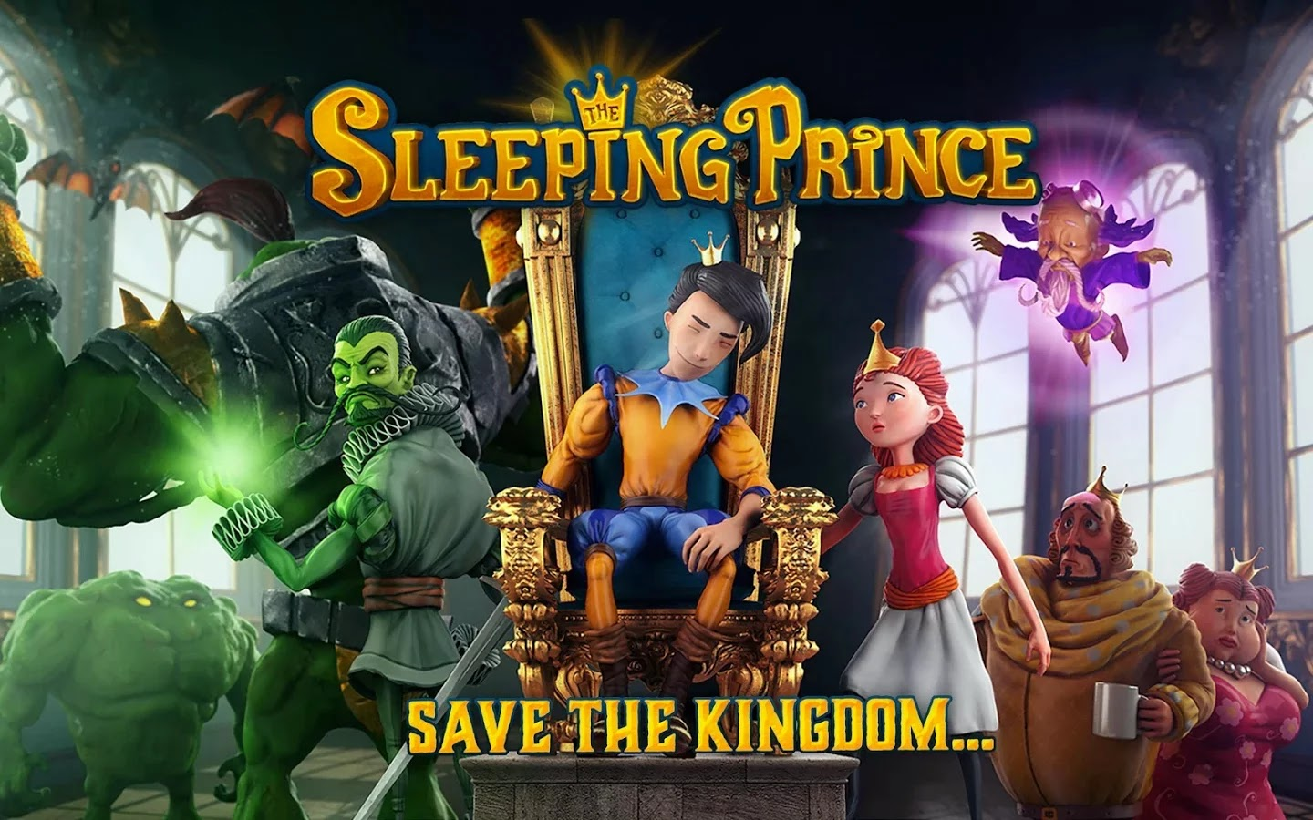 The Sleeping Prince Royal Ed. v2.11