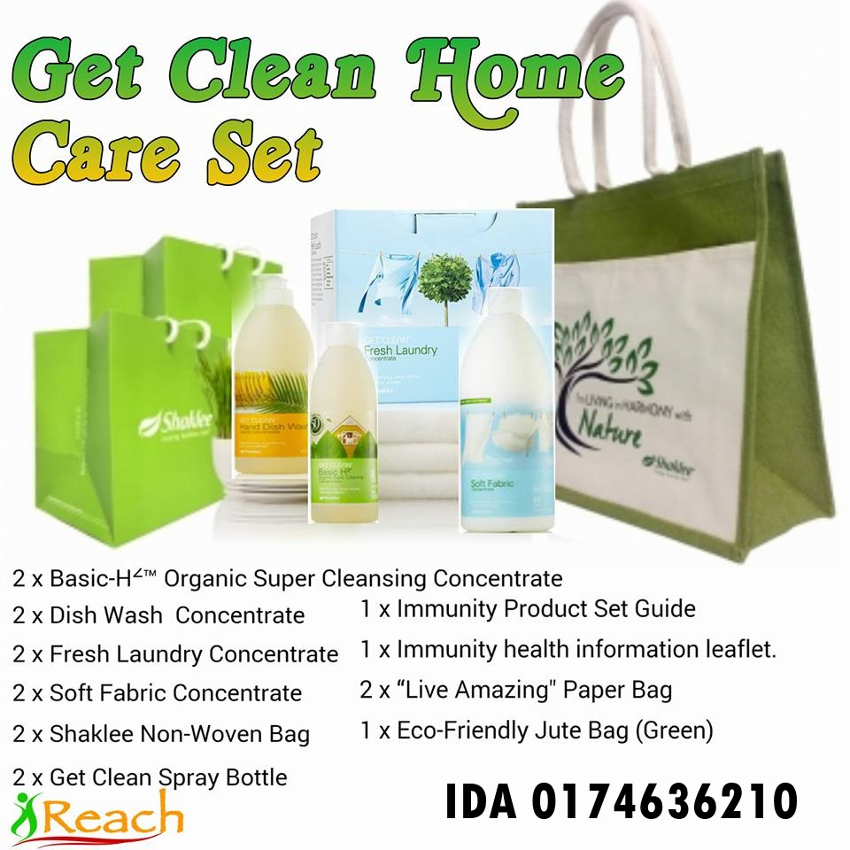 GET CLEAN HOME SET