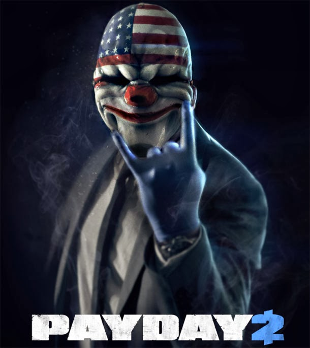 PAYDAY 2 free download pc game full version
