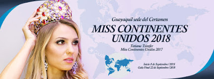 Miss Continentes Unidos 2018